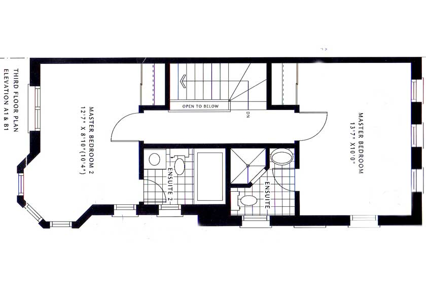 CLEAVER HOUSE FLOOR PLANS